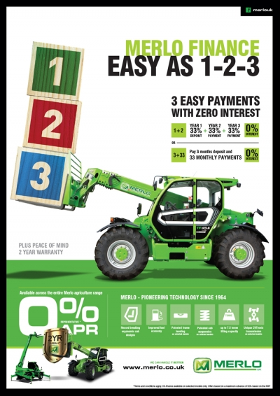 Merlo finance deals