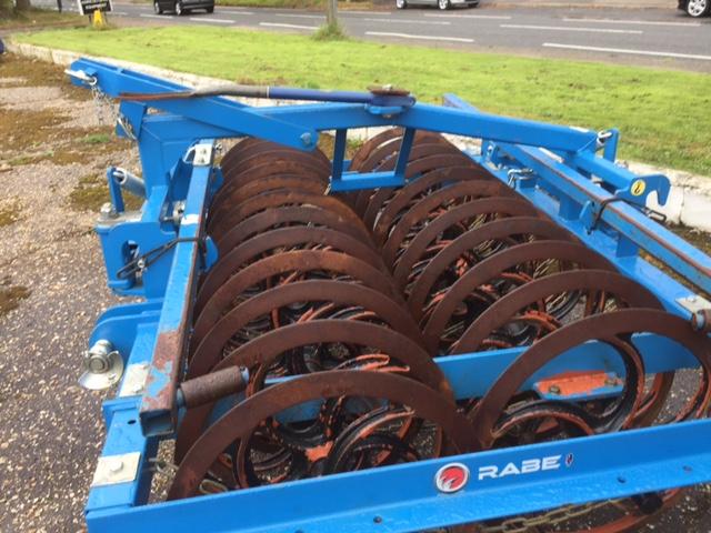 Rabe D700/23 plough press