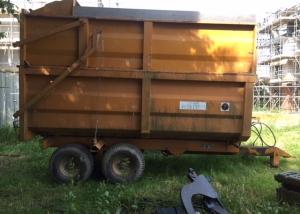 Western 8 ton trailer