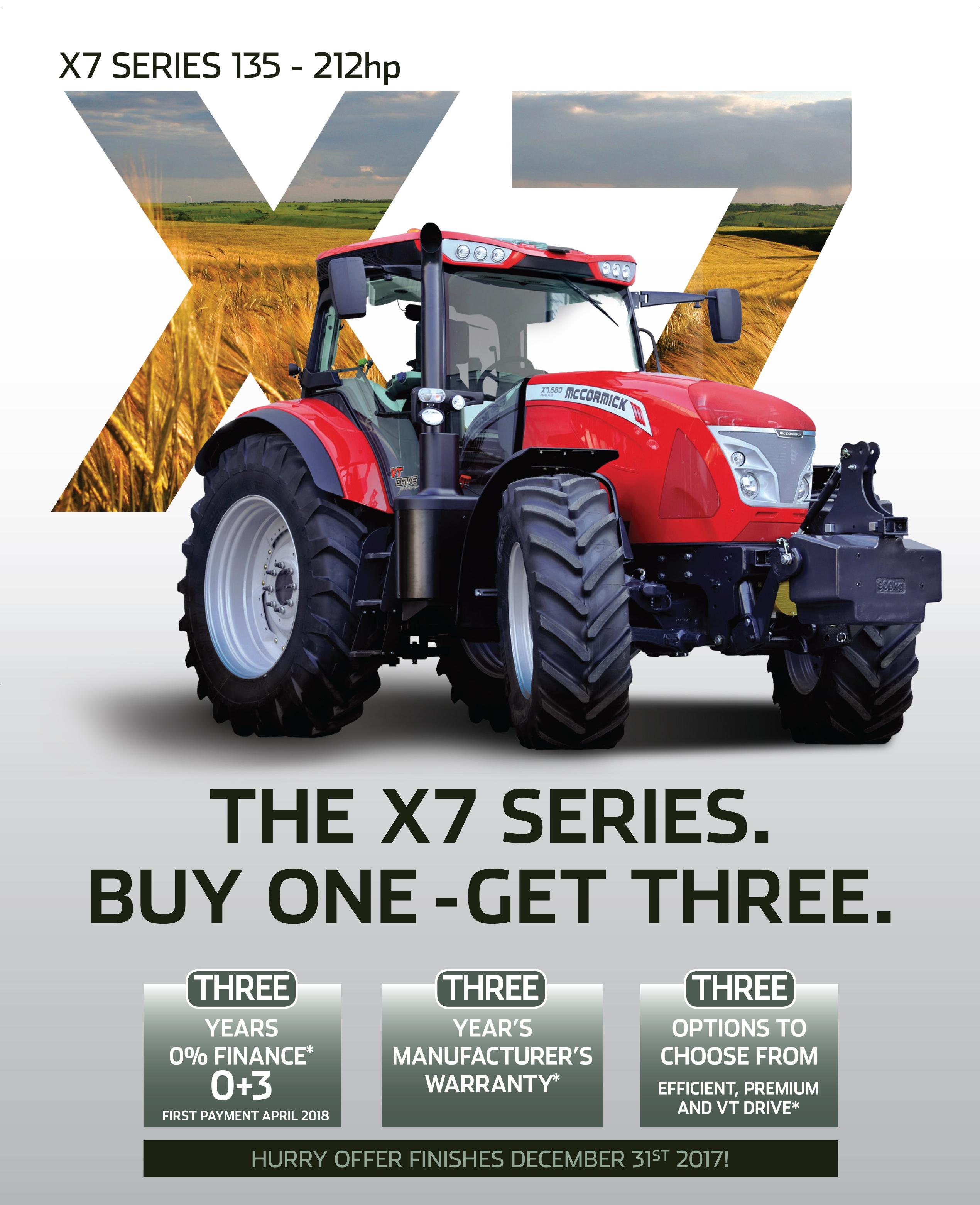 x7 series